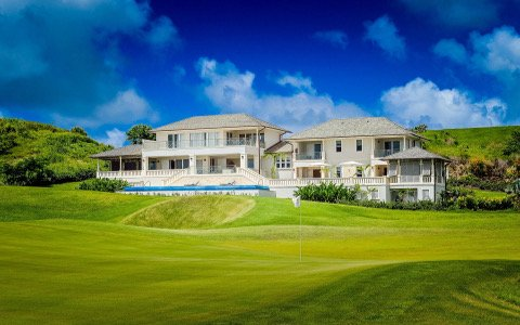 Barbados Golf Villas